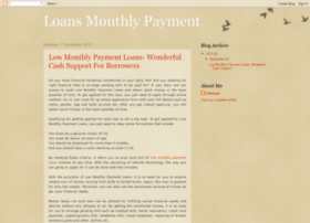 loansmonthlypayment.blogspot.in
