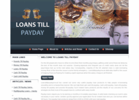 loanstillpayday.me.uk