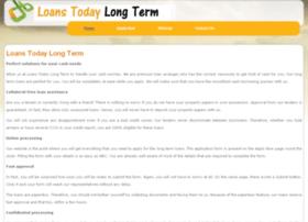 loanstodaylongterm.co.uk