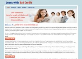 loanswithbadcredit.me.uk