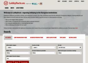 lobbyfacts.eu