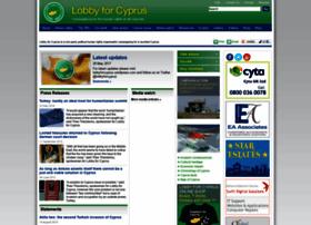 lobbyforcyprus.org