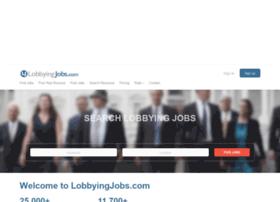 lobbyingjobs.com