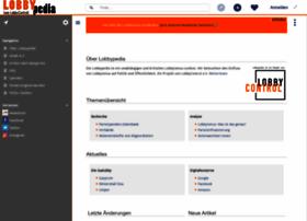 lobbypedia.de