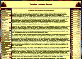 lobsangrampa.org