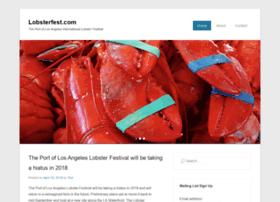 lobsterfest.com