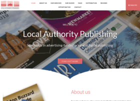localauthoritypublishing.co.uk
