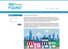 localbusinessfound.com
