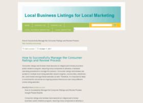 Localbusinesslisting.wordpress.com