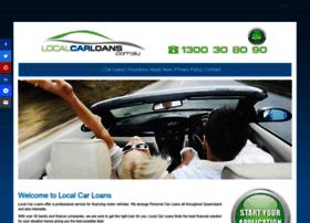 localcarloans.com.au