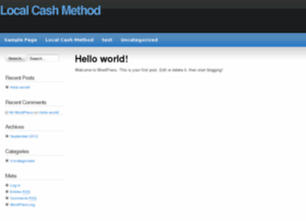 localcashmethod.com