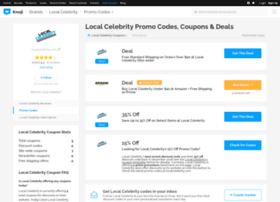 localcelebrity.bluepromocode.com
