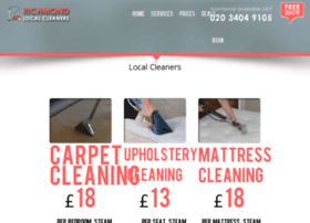 localcleanersrichmond.co.uk