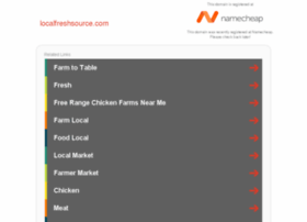 localfreshsource.com