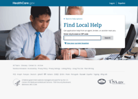 localhelp.healthcare.gov