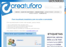 localhost.creatuforo.com