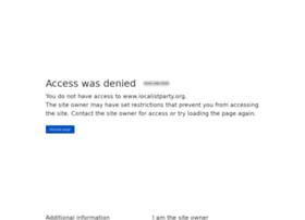 localistparty.org
