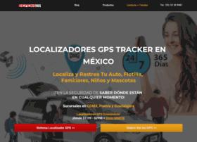 localizadorgpstracker.com.mx