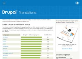 localize.drupal.org