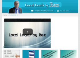localleadsbyrex.com