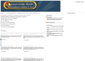 localleadsminer.com