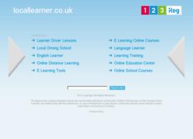 locallearner.co.uk