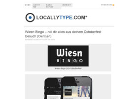 locallytype.com