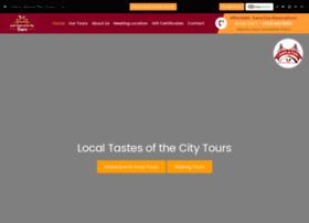 localtastesofthecitytours.com