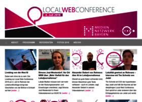 localwebconference.de
