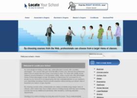 locateyourschool.com