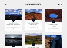 locatingsilence.com