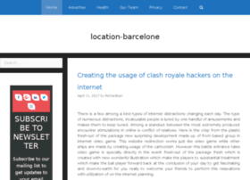 location-barcelone.net