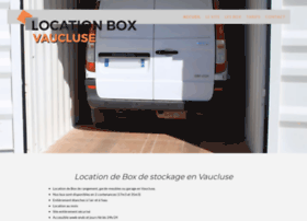 location-de-box-vaucluse.com
