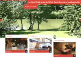 location-gite-chambre-d-hote-le-val-d-ande-normandie.fr