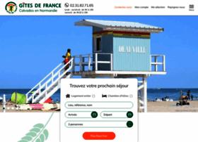 location-gite-chambre-hote.gites-de-france-calvados.fr