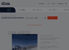 location-ski-les-arcs.notresphere.com