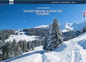 location-ski-megeve.net