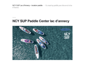 location-stand-up-paddle-annecy.com