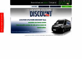 location-utilitaire-discount.com