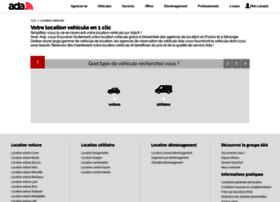 location-vehicule.ada.fr