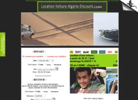 location-voiture-algerie-discount.com