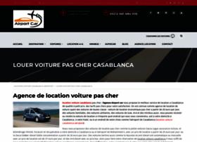 location-voiture-casablancar.com