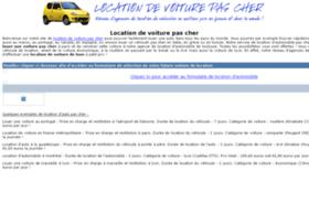 location-voiture-pascher.com