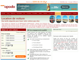 location-voiture.opodo.fr