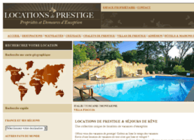 locationsdeprestige.com