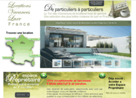 locationsvacancesluxefrance.com