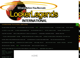 Lockerlegends.net
