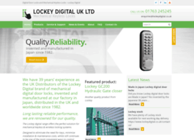 lockeydigital.co.uk