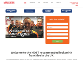 lockforcefranchise.co.uk