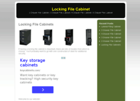 lockingfilecabinetstore.com